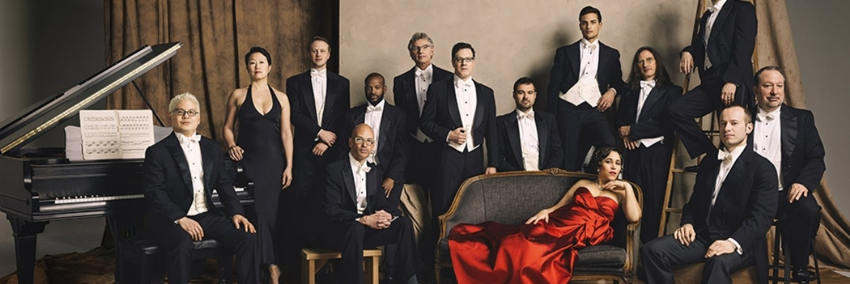 Pink Martini in memory of Marcella Peek