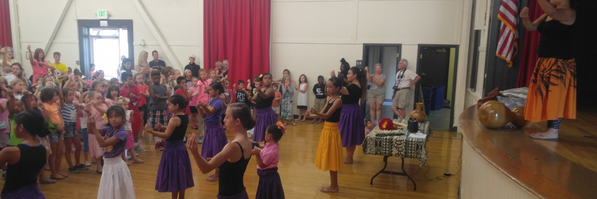 Discover Hula (Ages 6 - 12)