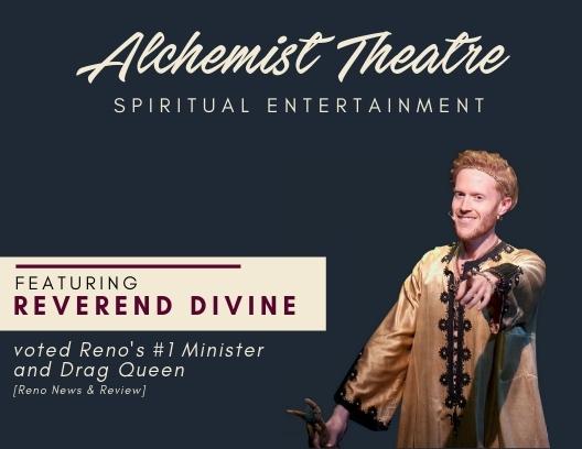 Alchemist Theatre presents Death - An Existential Murder Mystery